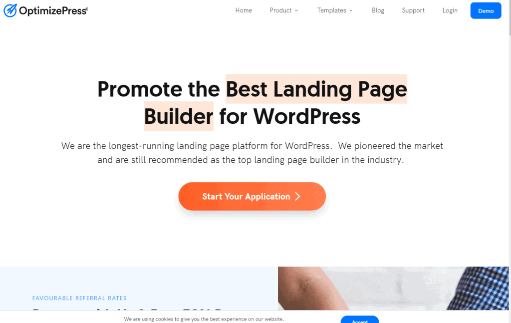 OptimizePress- Best Affiliate Programs For Bloggers