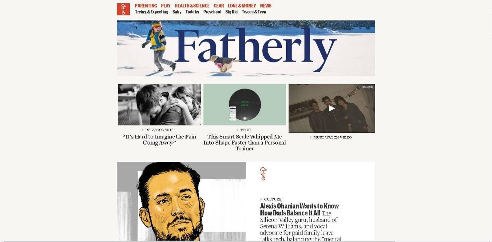 primer-nishi-dlya-bloga-fatherly-niche-parenting-blog-for-dads