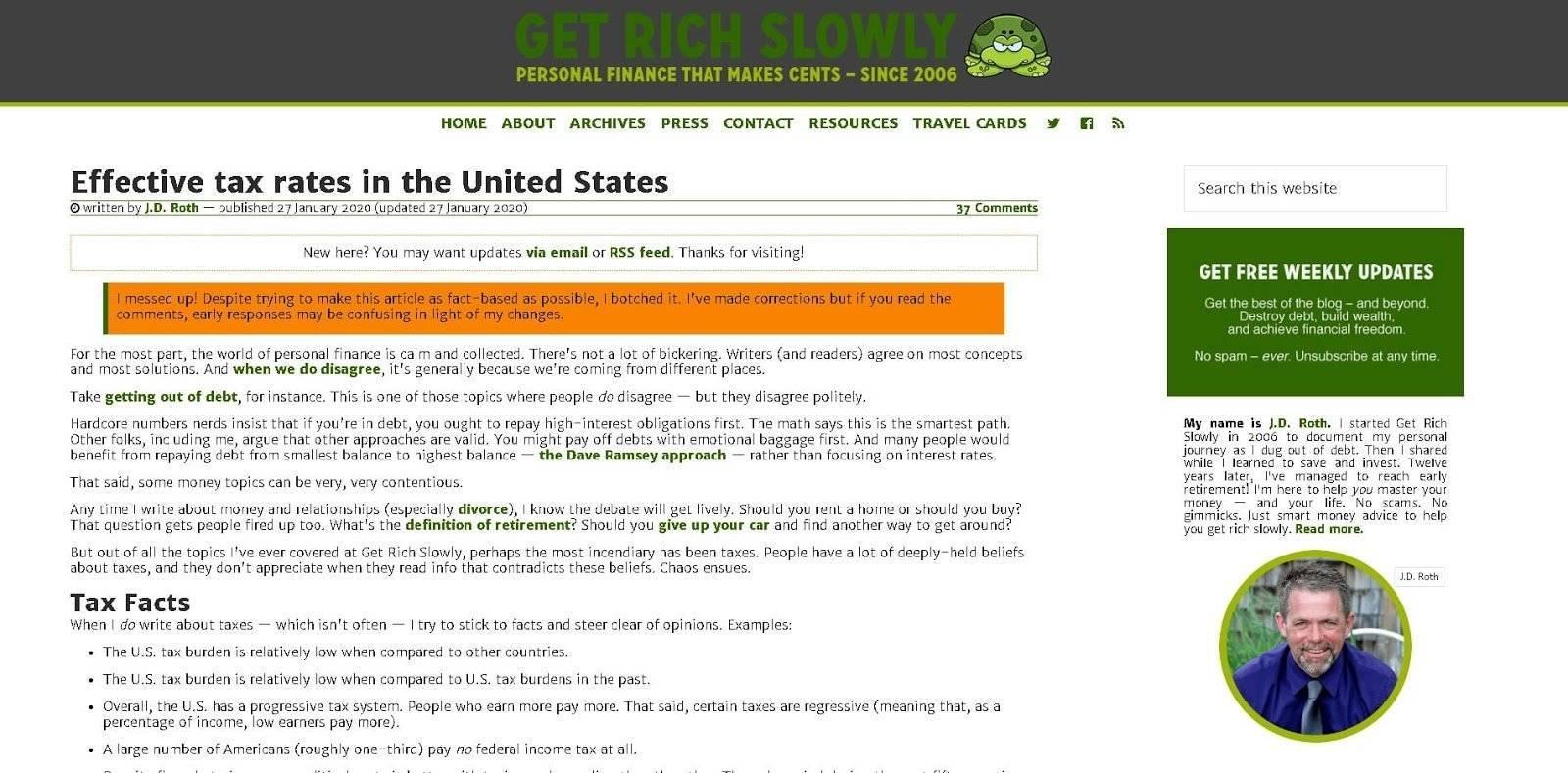 primer-nishi-dlya-bloga - get-rich-slowlyblog-niche-personal-finance